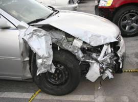vehicule accidente la roche sur yon